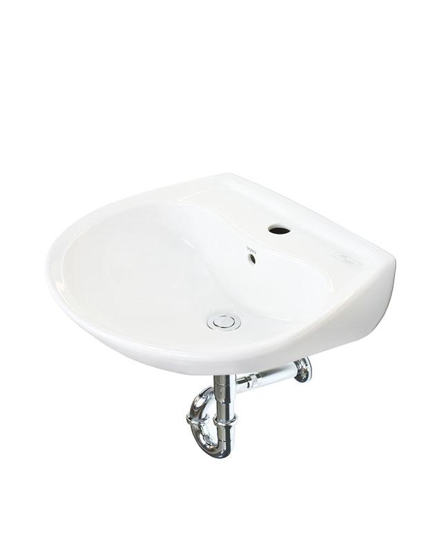Chậu rửa lavavbo TOTO LT300C treo tường của hãng thiết bị vệ sinh TOTO