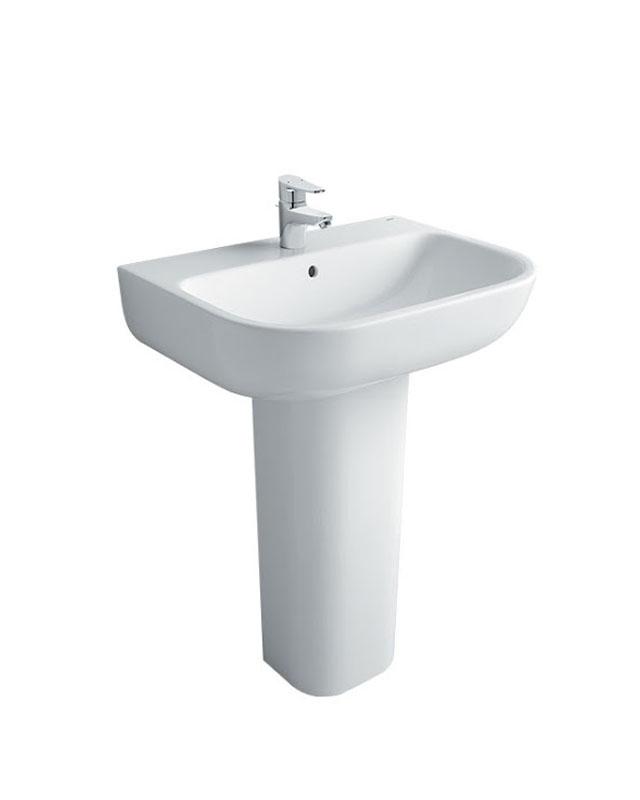 Chậu rửa mặt lavabo Inax L-298V & L-298VD