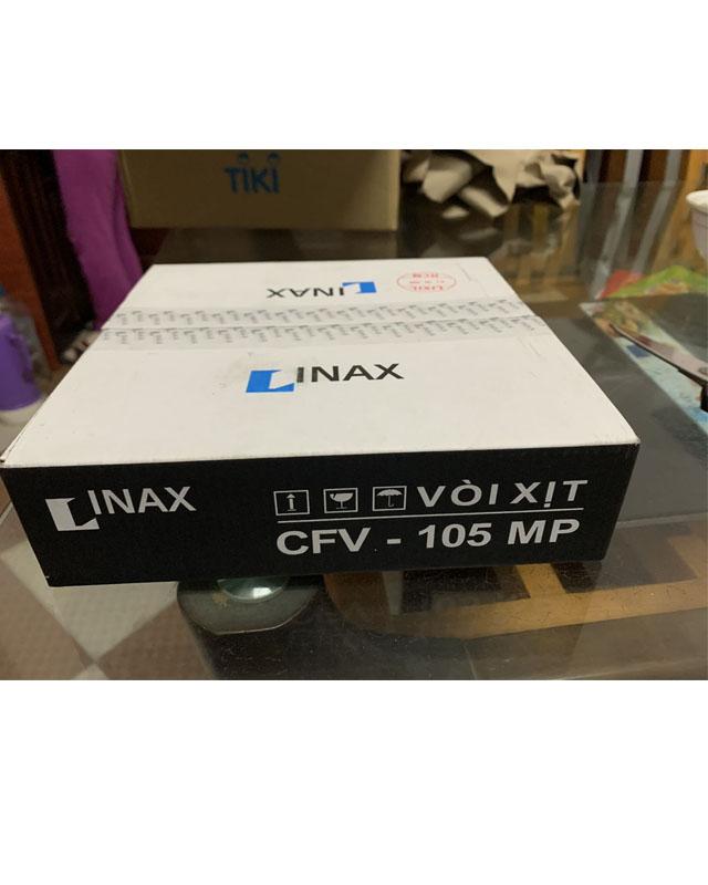 đập hộp và review vòi xịt CFV-105MP toilet của Inax